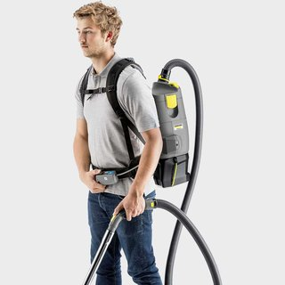 Karcher Backpack Vacuum Cleaner